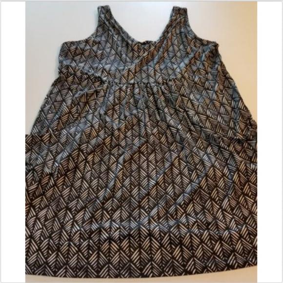 ffb61e3352120 Porto Cruz 3X Medallion Swimsuit Cover-Up Dress. M_5b70cc07a5d7c631b3156f2b
